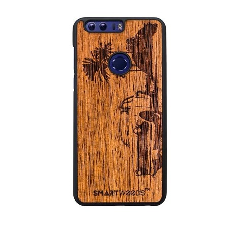 SMARTWOODS PHONE CASE CUBA CAR HUAWEI HONOR 8