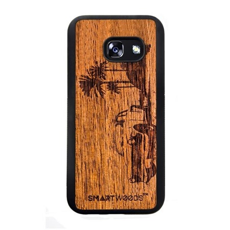 SMARTWOODS PHONE CASE CUBA CAR SAMSUNG GALAXY A3 2017