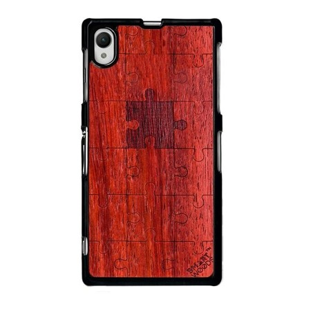 SMARTWOODS PHONE CASE PUZZLE RED SONY XPERIA Z1