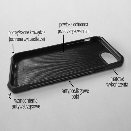 SMARTWOODS PHONE CASE SOLID ARMOR PASS STRUCTURE iPhone 6/6s/7/8