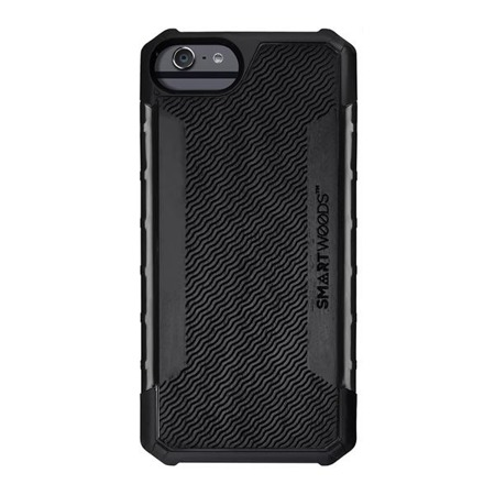 SMARTWOODS PHONE CASE SOLID ARMOR WAVY LAYOUT iPhone 6/6s/7/8