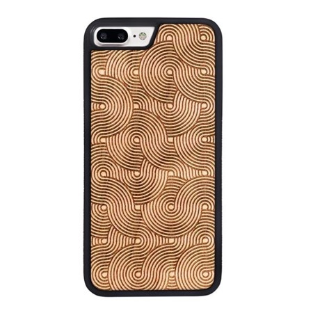 SMARTWOODS PHONE CASE WAVES ACTIVE iPhone 7/8 PLUS