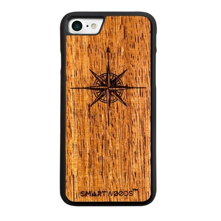 SMARTWOODS PHONE CASE WIND ROSE ACTIVE iPhone 7/8