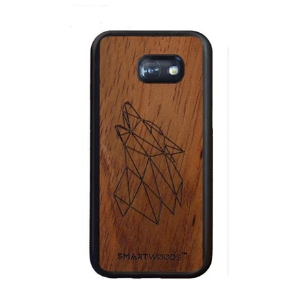 SMARTWOODS PHONE CASE WOLF SAMSUNG GALAXY A5 2017