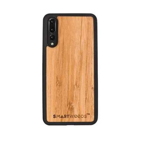 SMARTWOODS HANDYHÜLLE BAMBUS HUAWEI P20 PRO