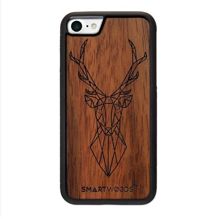 SMARTWOODS HANDYHÜLLE DEER ACTIVE iPhone 7/8