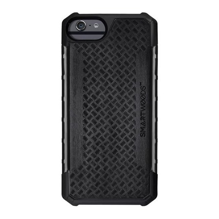 SMARTWOODS HANDYHÜLLE SOLID ARMOR 5-WILLOW PATTERN BARS iPhone 6/6s/7/8