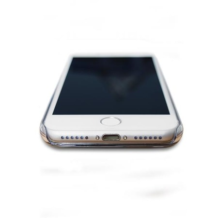 SMARTWOODS HANDYHÜLLE WELLEN CLEAR iPhone 7/8