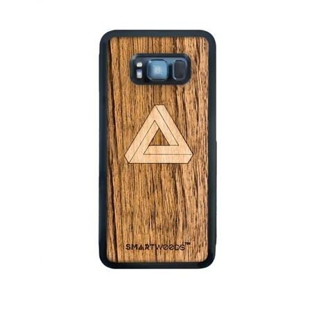 SMARTWOODS HANDYHÜLLE IMPOSSIBLE TRIANGLE SAMSUNG GALAXY S8