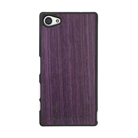 SMARTWOODS HANDYHÜLLE LAVENDER HILL SONY XPERIA Z5 COMPACT