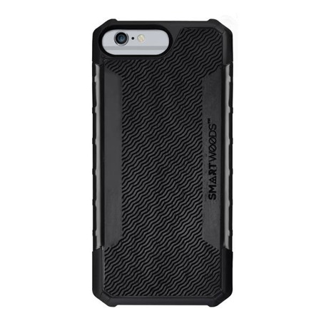 SMARTWOODS HANDYHÜLLE SOLID ARMOR WAVY LAYOUT iPhone 6/6s/7/8 PLUS