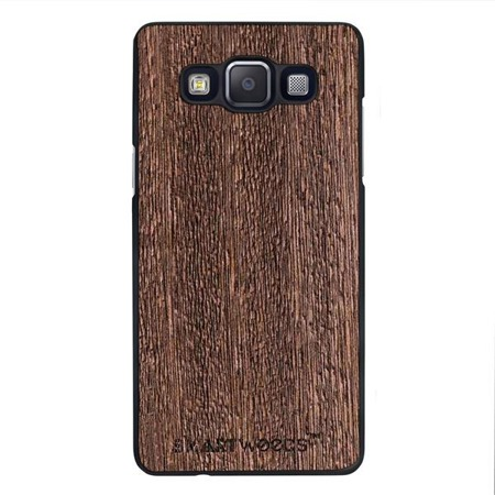 SMARTWOODS HANDYHÜLLE WENGE SAMSUNG GALAXY A5